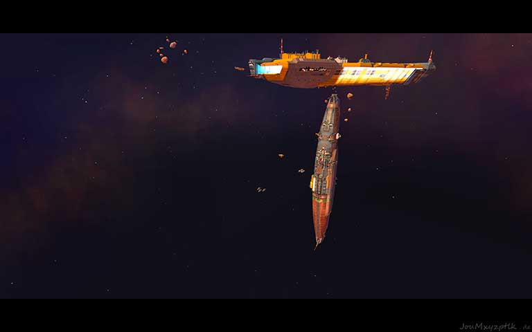 Homeworld 2 16 K Mission 03