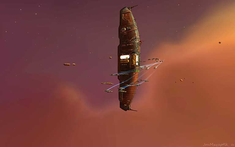 Homeworld 2 16 K Mission 04