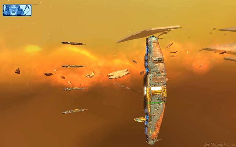 Homeworld 2 16 K Mission 06