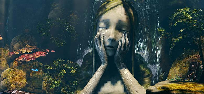 Alice Madness Returns Panorama Vale of Tears